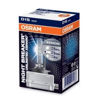 Автолампа ксеноновая OSRAM D1S XENARC NIGHTBREAKER UNLIMITED 35W
