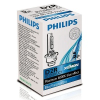 Автолампа ксеноновая PHILIPS D2R XENON BLUEVISION ULTRA 35W